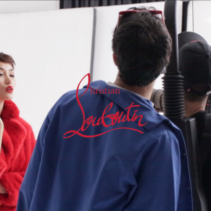 BTS Tiffany - Louboutin Beauté